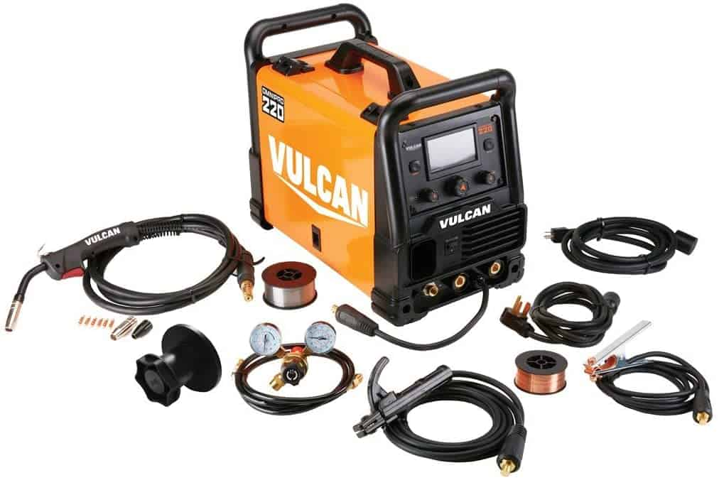 The Vulcan Omnipro 220 Welder Review Features