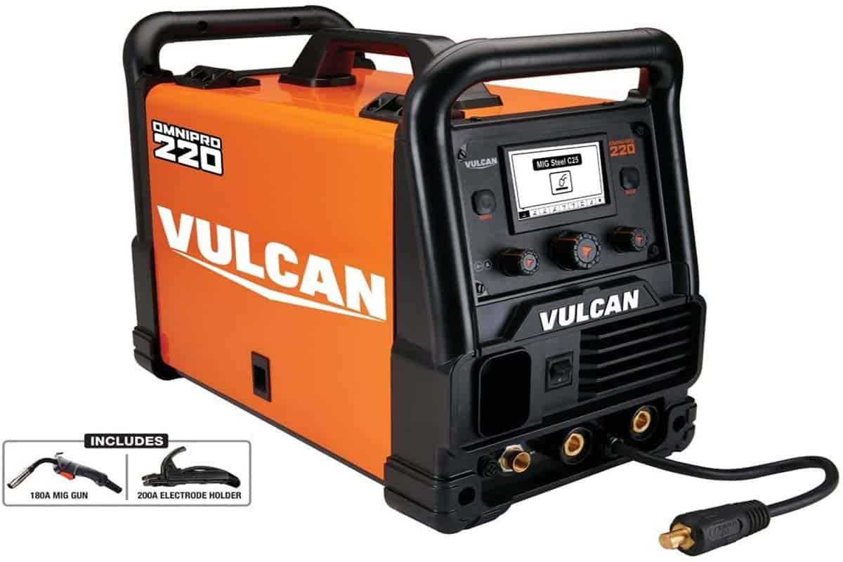 Vulcan Omnipro 220 Welder Review