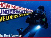 How Much Do Underwater Welders Make