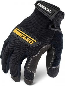 Ironclad General Utility Work Gloves GUG, All-Purpose TIG Gloves