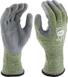 West Chester IRON CAT 6100 Metal Tamer TIG Welding Gloves
