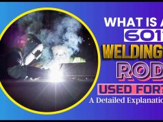What Is A 6011 Welding Rod Used For